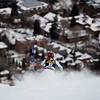 Paula Moltzan<br /> Slalom Day 2<br /> 2015 Nature Valley Aspen Winternational - Aspen, CO<br /> Photo: Sarah Brunson/U.S. Ski Team