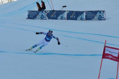 2016 FIS Alpine Junior World Championships in Sochi, Russia Photo © Pavel Cherepanov