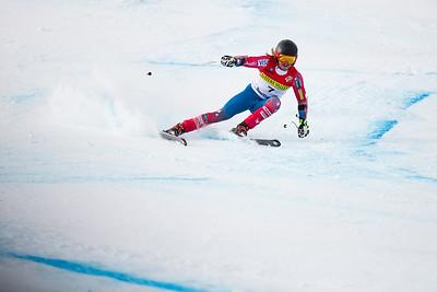 Kieffer Christianson Men's Combined 2016 Nature Valley U.S. Alpine Championships at Sun Valley, Idaho Photo: U.S. Ski Team