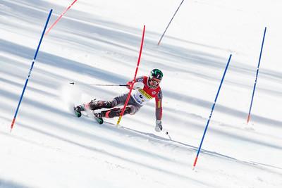 David Chodounsky Slalom 2016 Nature Valley U.S. Alpine Championships at Sun Valley, Idaho Photo: U.S. Ski Team