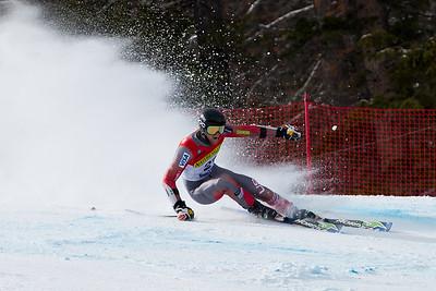 Sandy Vietze Men's Combined 2016 Nature Valley U.S. Alpine Championships at Sun Valley, Idaho Photo: U.S. Ski Team