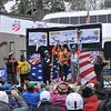 Megan McJames (2rd), Mikaela Shiffrin (1st) and Resi Stiegler (2nd)<br /> Women's GS<br /> 2016 Nature Valley U.S. Alpine Championships at Sun Valley, Idaho<br /> Photo: U.S. Ski Team