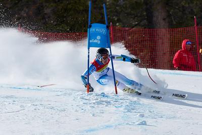 Peter Fucigna Men's Combined 2016 Nature Valley U.S. Alpine Championships at Sun Valley, Idaho Photo: U.S. Ski Team