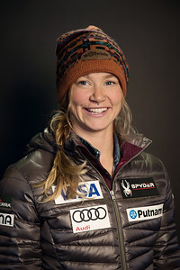 Laurenne Ross 2016-17 U.S. Alpine Ski Team Photo: U.S. Ski Team