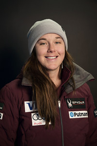 Leanne Smith 2016-17 U.S. Alpine Ski Team Photo: U.S. Ski Team
