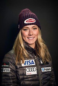 Mikaela Shiffrin 2016-17 U.S. Alpine Ski Team Photo: U.S. Ski Team