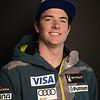 Nick Krause<br /> 2016-17 U.S. Alpine Ski Team<br /> Photo: U.S. Ski Team