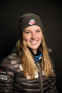 Nina O'Brien 2016-17 U.S. Alpine Ski Team Photo: U.S. Ski Team