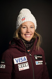 Patricia Mangan 2016-17 U.S. Alpine Ski Team Photo: U.S. Ski Team