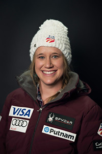 Alice McKennis 2016-17 U.S. Alpine Ski Team Photo: U.S. Ski Team