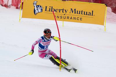 Lila Lapanja Slalom 2016 Audi FIS World Cup - Killington, VT Photo © Reese Brown