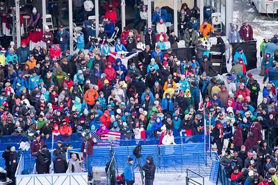 Slalom 2016 Audi FIS World Cup - Killington, VT Photo © Reese Brown