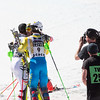 Marcel HIrscher, Felix Neureuther and Andrew Myhrer<br /> Slalom<br /> 2017 Audi FIS Ski World Cup finals in Aspen, CO.<br /> Photo: U.S. Ski Team