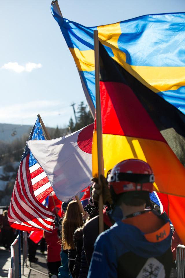 GS 2017 Audi FIS Ski World Cup finals in Aspen, CO. Photo: U.S. Ski Team