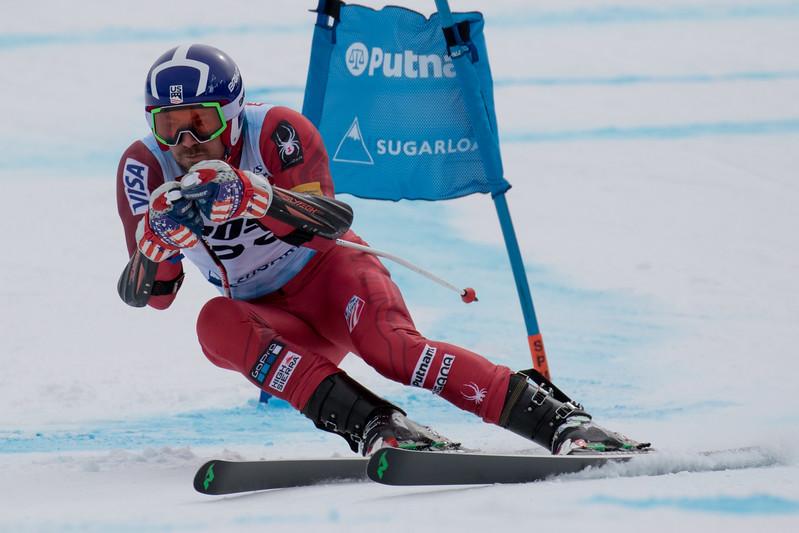 Super G<br /> 2017 U.S. Alpine Championships in Sugarloaf, ME<br /> Photo © Reese Brown