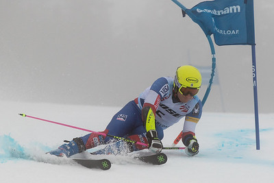 GS 2017 U.S. Alpine Championships in Sugarloaf, ME Photo © Reese Brown