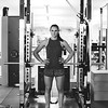 Alice Merryweather<br /> U.S. Ski Team workout at the Center of Excellence in Park City, UT<br /> Photo: U.S. Ski Team