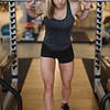 Patricia Mangan<br /> U.S. Ski Team workout at the Center of Excellence in Park City, UT<br /> Photo: U.S. Ski Team
