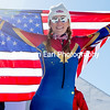 Mikaela Shiffrin<br /> Slalom<br /> 2017 FIS Alpine World Championships in St. Moritz, Switzerland<br /> Photo © Steven Earl