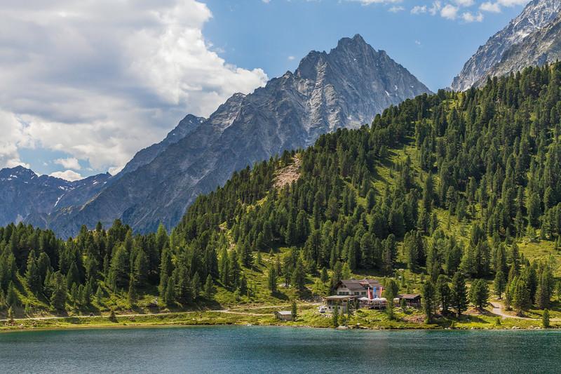 Staller Sattel, Alps, Austria