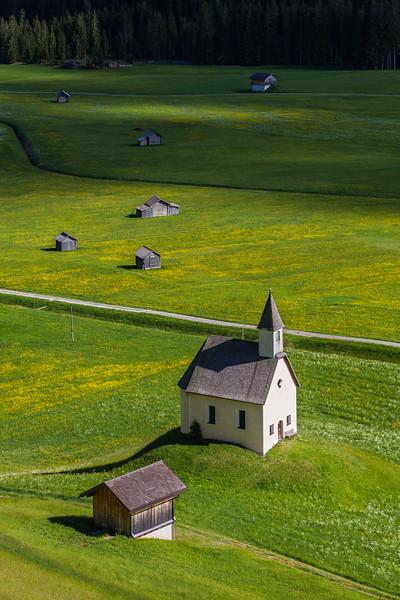 Obertilliach, Alps, Austria