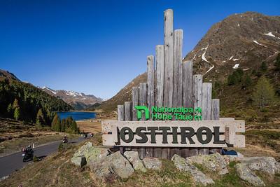 Stallersattel, Alps, Austria