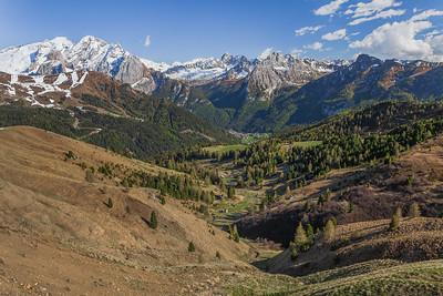 Passo Sella, Alps, Italy