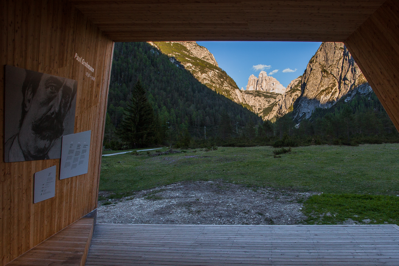 Tre Cime di Lavaredo, Alps, Italy