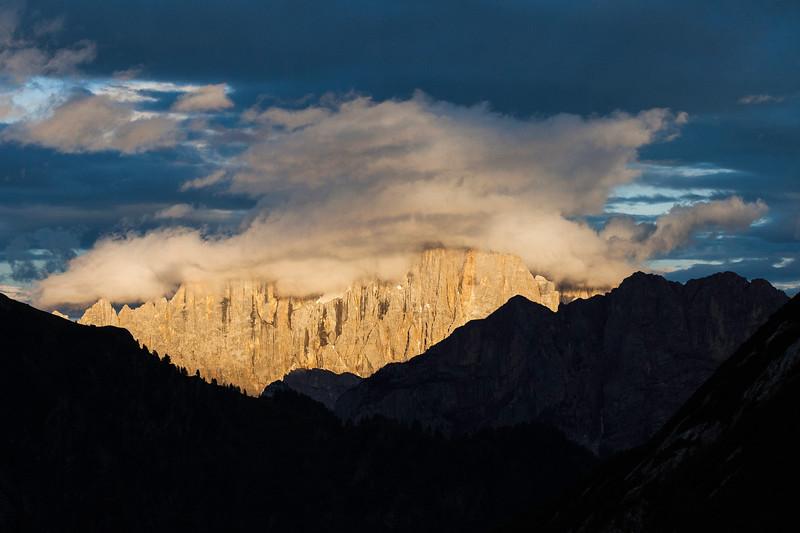 Monte Civietta, Alps, Italy