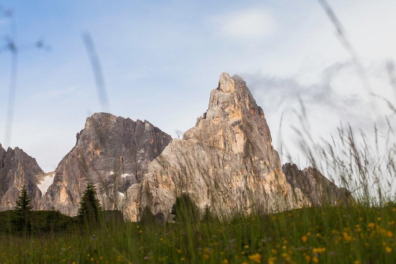Passo Rolle, Alps, Italy
