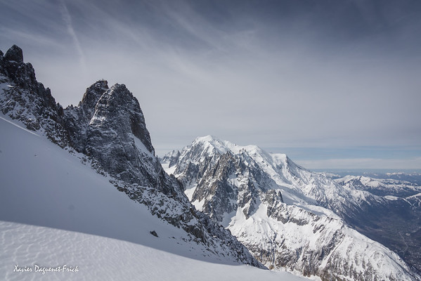 French Alps - Winter