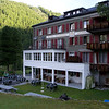 Hotel Schwarzhorn in Gruben.