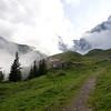Heading toward Obersteinberg