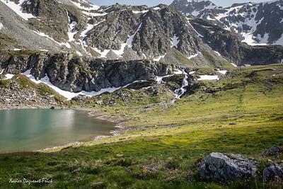 peacfull lake