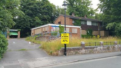 Alresford Police Station 2016