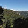 Une vue sur le col de la Schlucht et la route des Crêtes. [Photo JC]