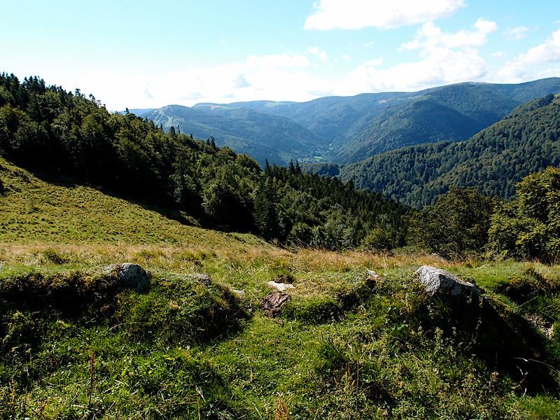 C'est beau les Vosges, quand même...