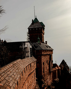 Koenigsberg Castle Tower