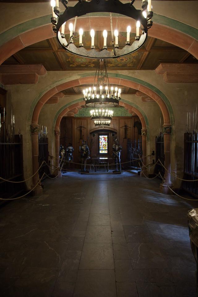 Koenigsberg Castle Hall