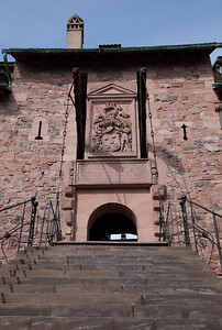 Koenigsberg Castle Entrance