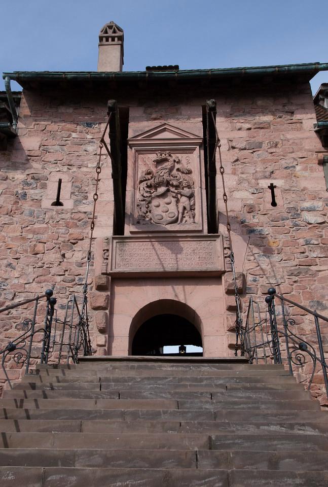 Koenigsberg Castle Entrance