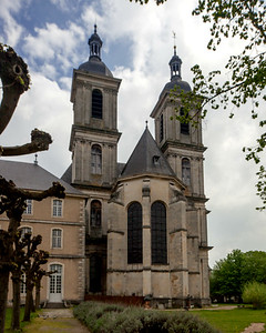 Pont-à-Mousson, Sainte-Marie-Majeure Abbey (18C)