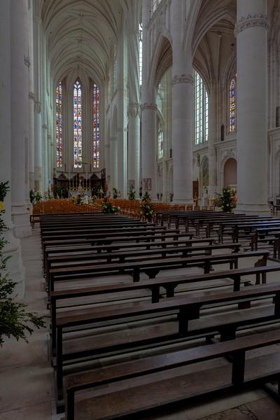 Saint-Nicolas-du-Port Nave and Choir