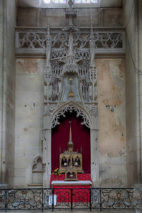 Toul, Saint Stephen Cathedral Altar