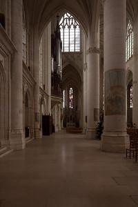 Saint-Nicolas-du-Port Aisle