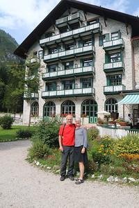 Alberge Delle Alpi, Lago di Braies