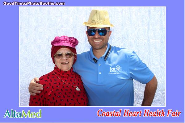 Coastal Heart Health Fair March 2018