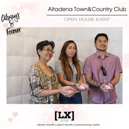 Altadena Town&Country Club's OPEN HOUSE
