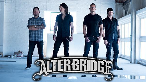 Alter Bridge - 2016