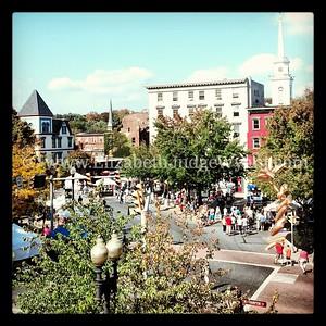 Easton Garlic Fest, Easton PA